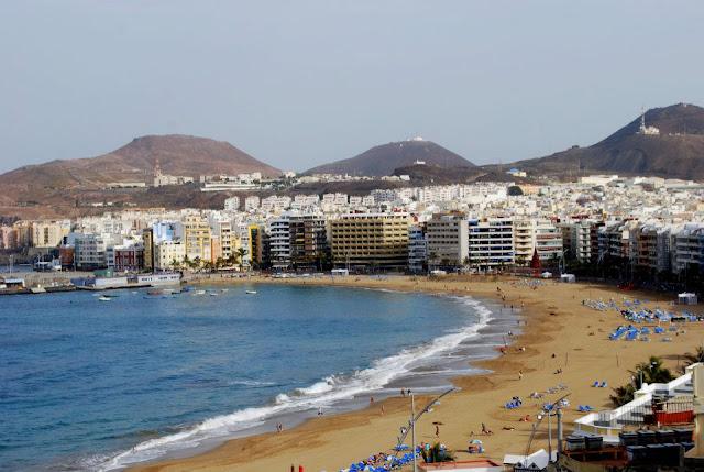 travel Gran Canaria matkustelu tips vinkkejä