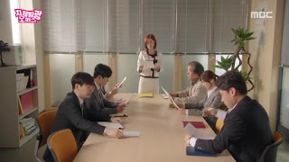 Sinopsis Radiant Office Episode 13 - 2