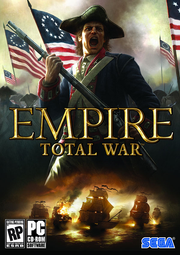 Empire Total War Download Cover Free Game