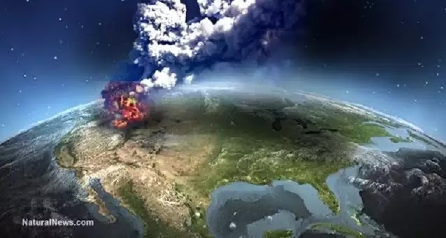 ΥΠΕΡΗΦΑΙΣΤΕΙΟ ΓΕΛΟΟΥΣΤΟΟΥΝ: Έκρηξη του θα μπορούσε να προκαλέσει βιβλική καταστροφή (Βίντεο)