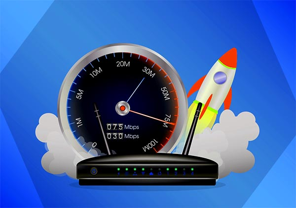 Wireless router performance