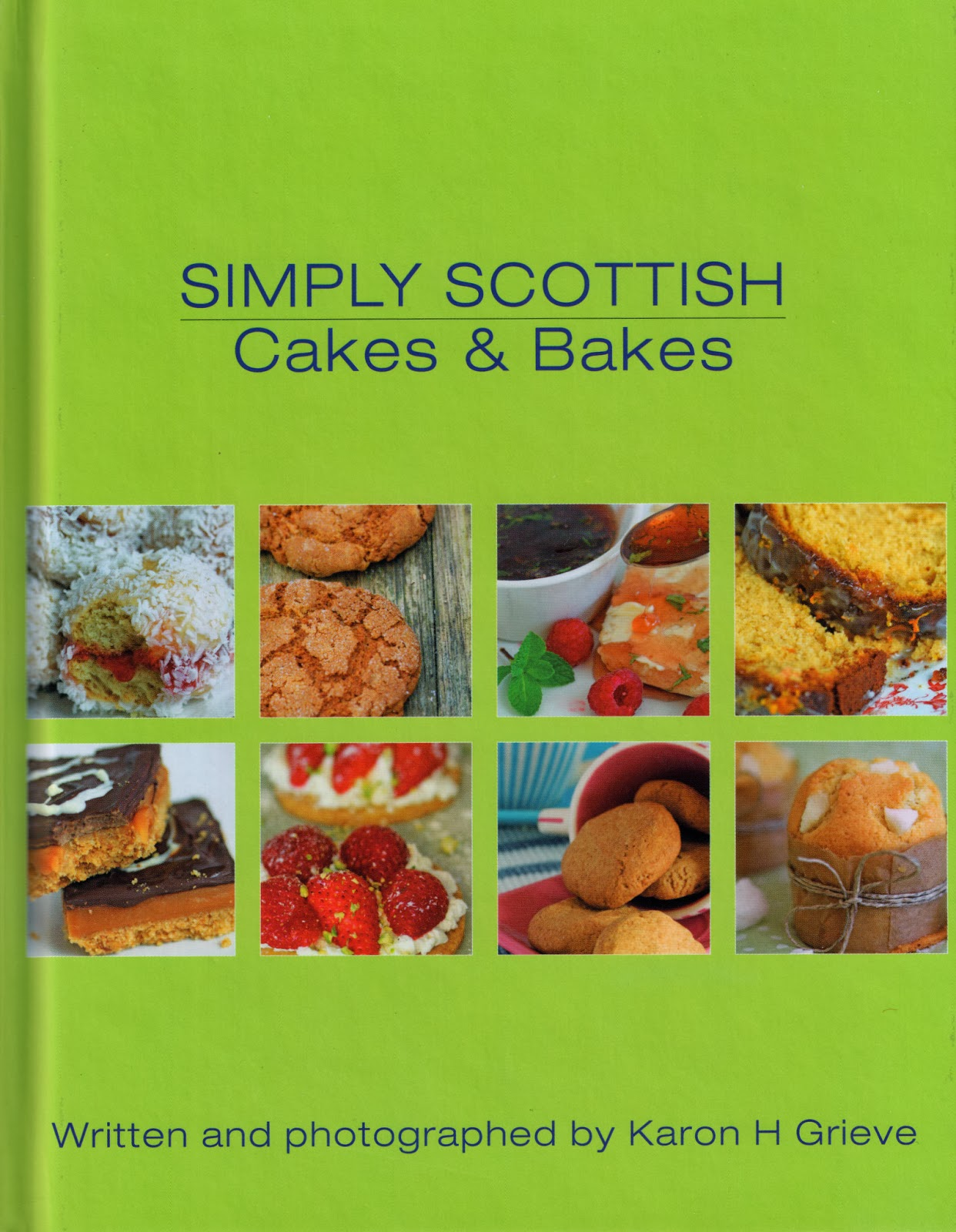 Simply Scottish Cakes & Bakes.