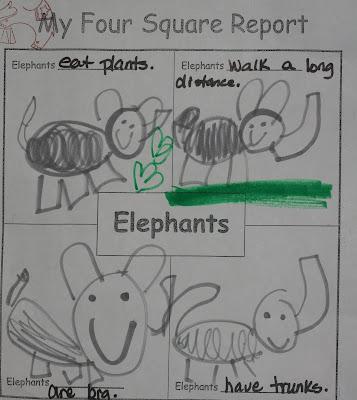 Nancy Nolan's Kindergarten: Letter E Week