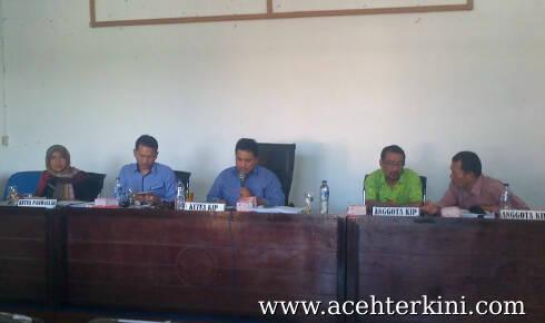 6209 Lembar KTP Dukungan untuk Zaini Abdullah di Aceh Singkil Sah