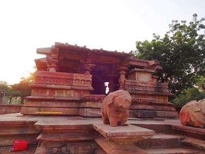 ramappa temple images