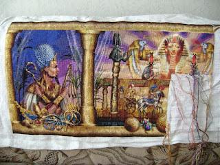 Tryptyk Egipski x 14