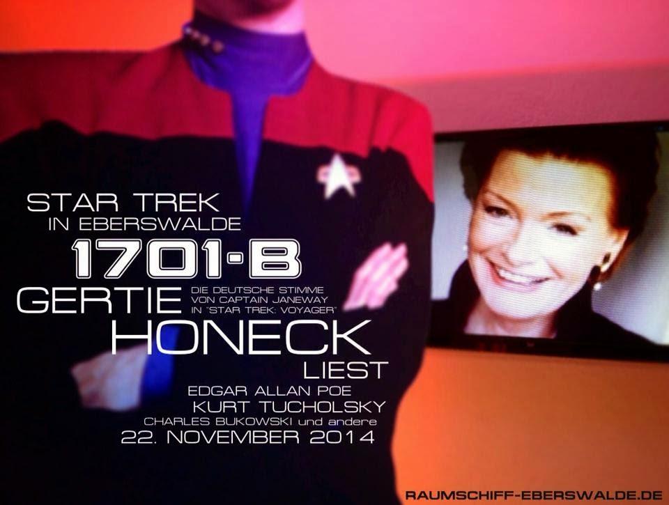 Star Trek Tafelrunde Hermann Darnell Potsdam Babelsberg September