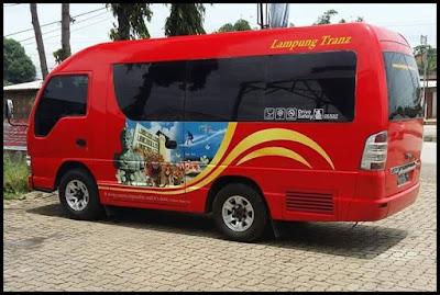 Travel Jati Kramat Ke Bandar Lampung
