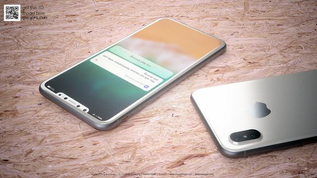 Minh chứng iPhone 8 sẽ mạnh hơn so với những gì bạn tưởng tượng