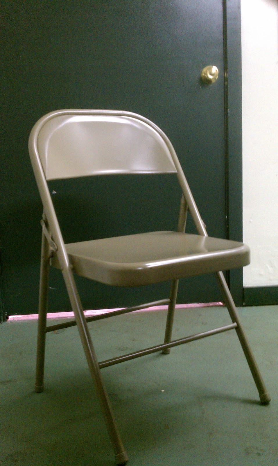 Uncomfortable chairs - Ruminations of a Rudd