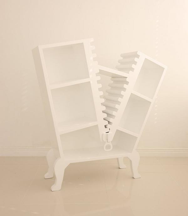 Diseño de mueble ingenioso