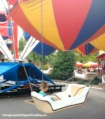 Amusement Park Rides at Hersheypark