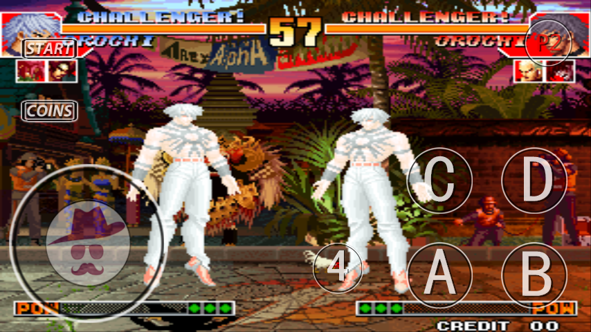 Apk kof 97 plus | The King Of Fighters '97 Plus Apk [EXCLUSIVA by
