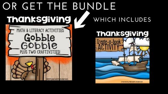 https://www.teacherspayteachers.com/Product/Thanksgiving-Activities-for-K-2-388641?utm_source=Momgineer%20Blog&utm_campaign=Thanksgiving%20Activities