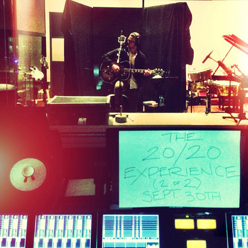 The 20/20 experience gets itself a world tour and a second half | randomjpop.blogspot.co.uk