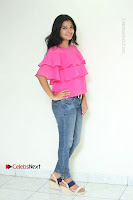 Telugu Actress Deepthi Shetty Stills in Tight Jeans at Sriramudinta Srikrishnudanta Interview .COM 0017.JPG