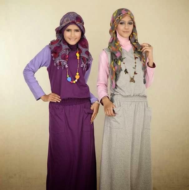 Image de Eau: Desain Baju Muslim Anak Remaja