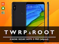 Cara Pasang TWRP & ROOT SuperSU Xiaomi Redmi Note 5 (whyred) Snapdragon 636