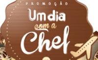 www.umdiacomachef.com.br, Promoção Selecta 'Um dia com a Chef'