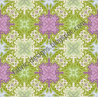 pattern textile design 4
