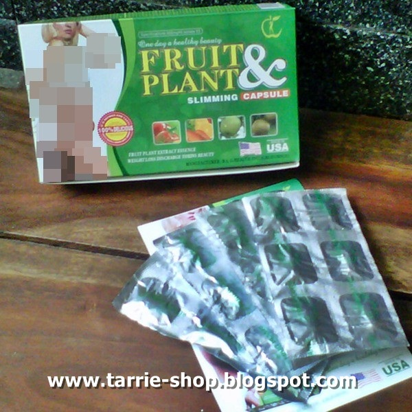 Fruit Plant Slimming Capsule