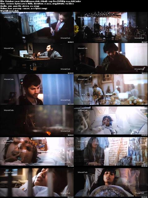 Screenshot of October full movie