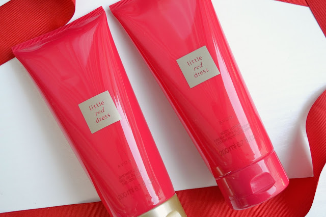 Avon Litte Red Dress Review