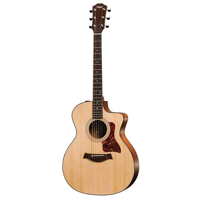 dan guitar taylor 114ce