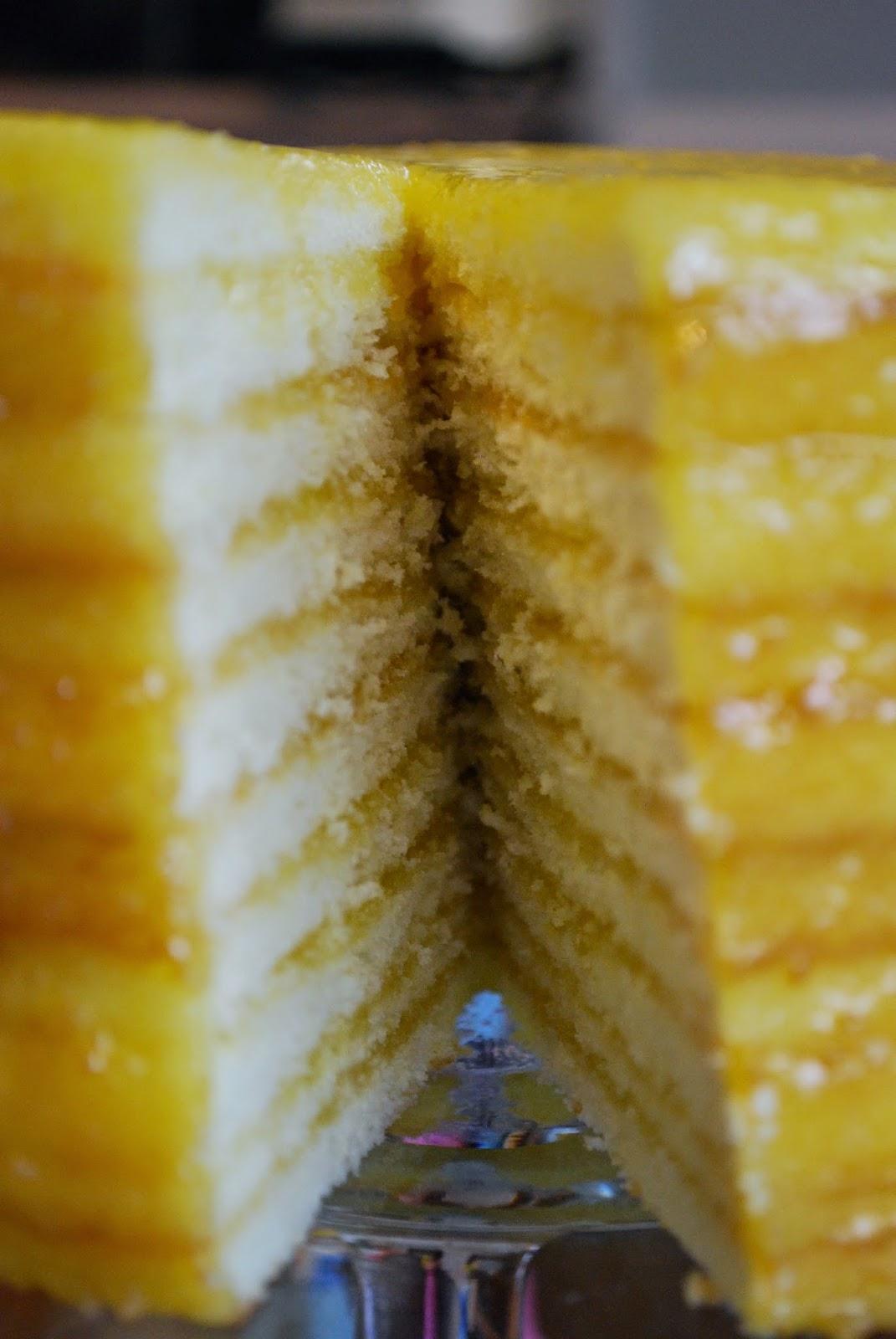 Southern Living Lemon Cake