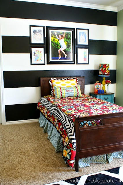 Enjoyable Girls Room Refresh Design Plans Dimples And Tangles Download Free Architecture Designs Grimeyleaguecom