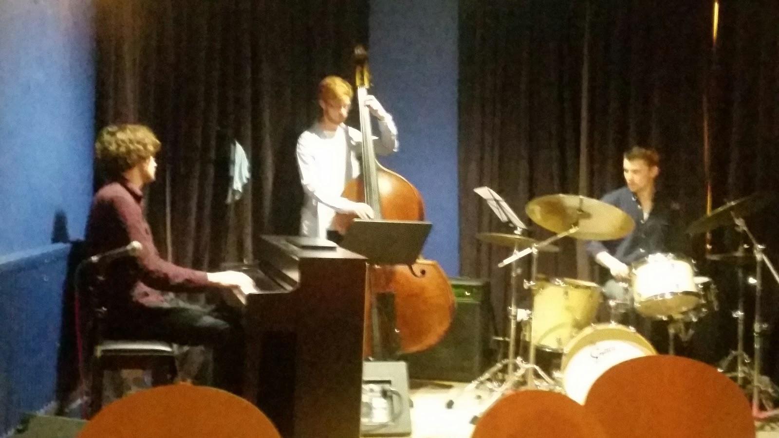 bebop spoken here: Fergus McCreadie Trio @ The Jazz Coop September 9