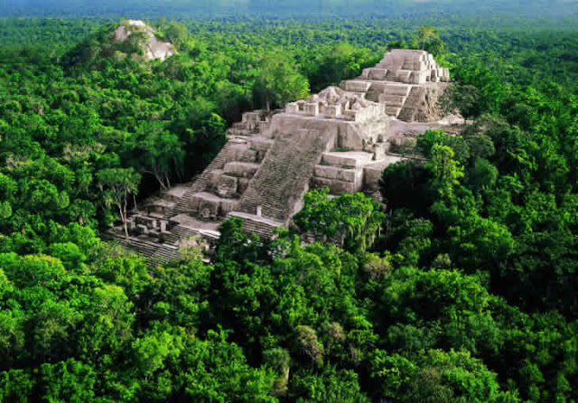 Reserva Biósfera Calakmul
