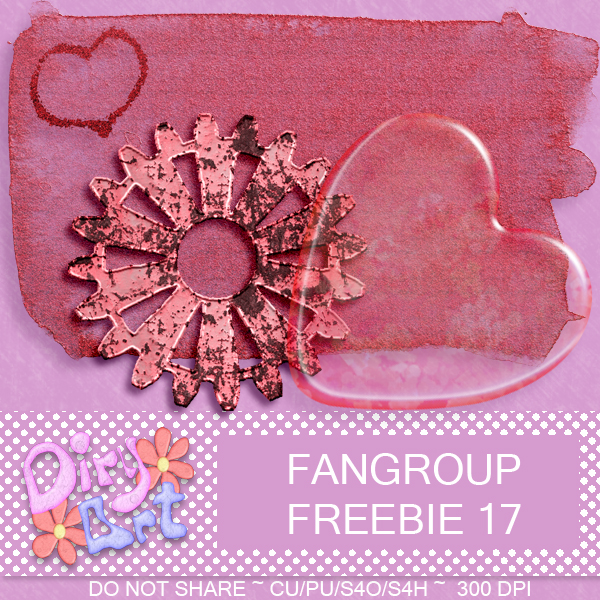 Fangroup Exclusive Freebies