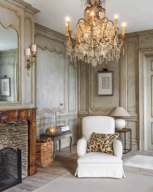Belgian style interior by Greet Lefevre - found on Hello Lovely Studio
