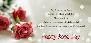 Happy Rose Day wishes for free Download