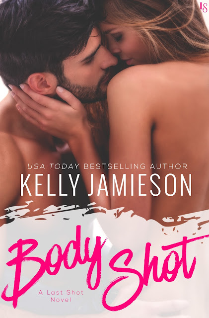 COVER REVEAL: Body Shot