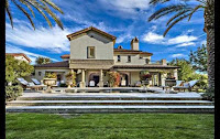 Actor Sylvester Stallone Beautiful House in California