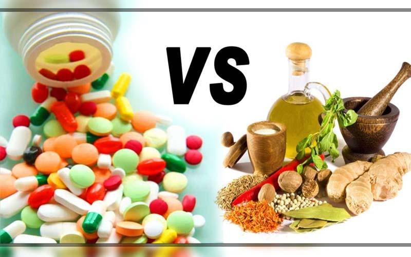 Perbandingan Obat Herbal Dengan Obat Kimia: CARA MEMBEDAKAN OBAT KIMIA DENGAN OBAT HERBAL