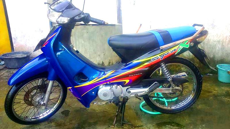 Honda Supra X 100cc