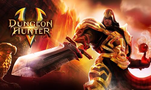 Game Offline Petualangan Terbaik di Android Secara Gratis - Dragon Hunter