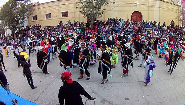 Rol de Ingreso Carnaval de Villazón 2018