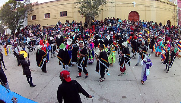 【En Vivo】 Carnaval de Villazón 2020