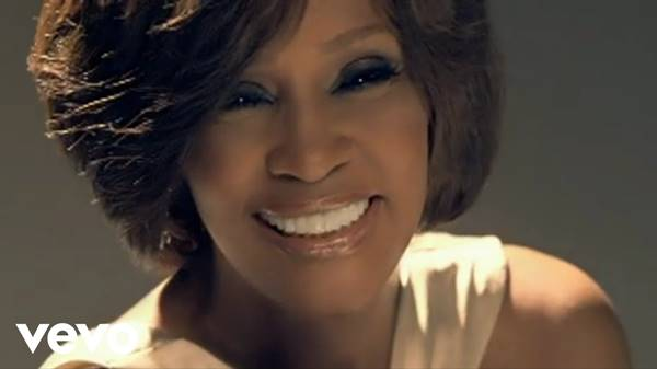 Cantora Americana Whitney Houston