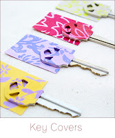 http://www.cremedelacraft.com/2013/04/DIY-Personalized-Key-Covers.html