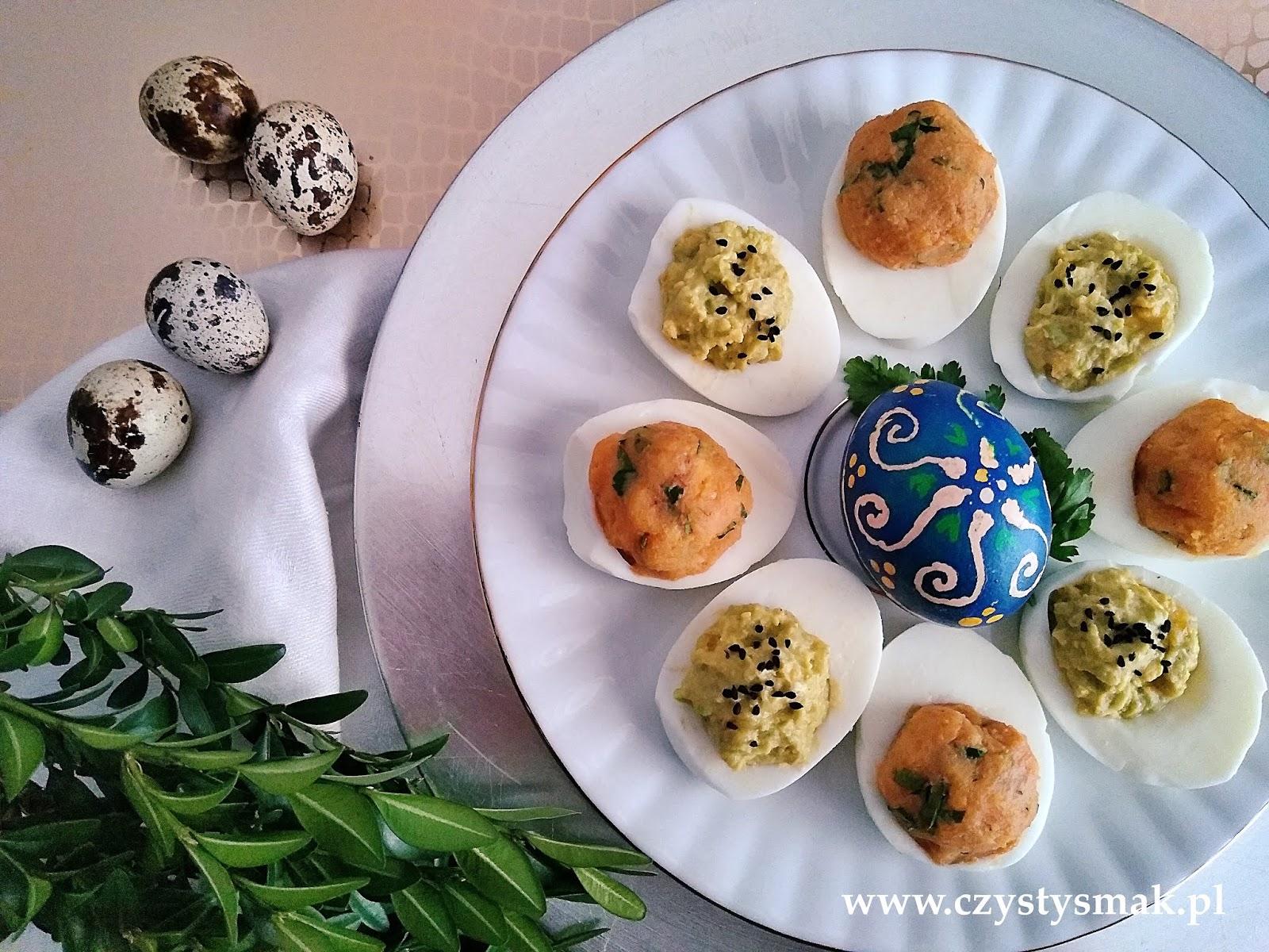 Jajka faszerowane bez majonezu