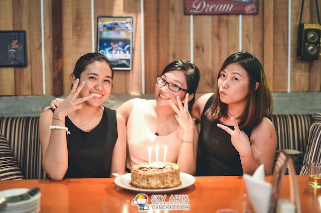 Birthday Celebration @ 3 Wise Monkeys Bistro & Bar Setiawalk Puchong