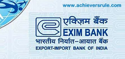 EXIM Bank - An Overviews for IBPS PO, IBPS CLERK, INSURANCE EXAMS, RRB OFFICER SCALE 1, RRB ASSISTANT, SBI PO, SBI CLERK