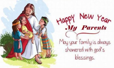 Happy New Year to Parents