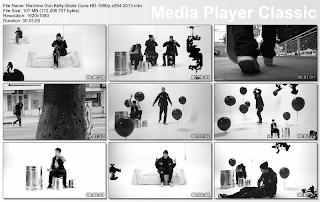 Machine Gun Kelly-Skate Cans-HD-1080p-x264-2013 Free Download