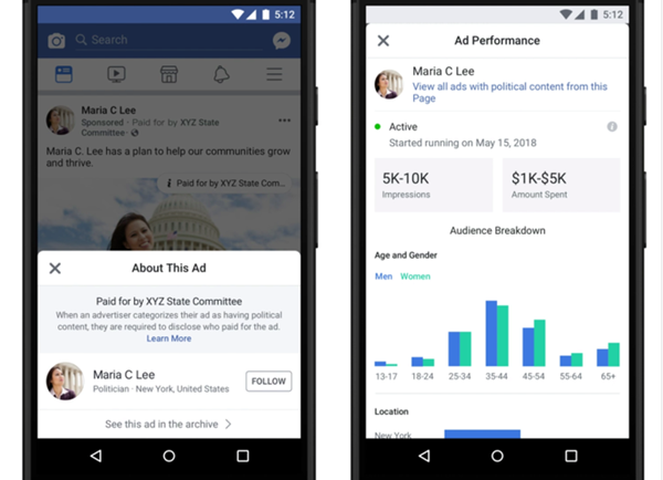 Facebook Ad Library sekarang lebih Transparan